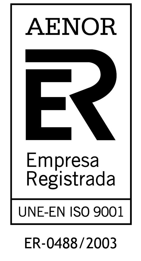 Certificación UNE-EN ISO 9001. Sistema de Gestión de la Calidad.