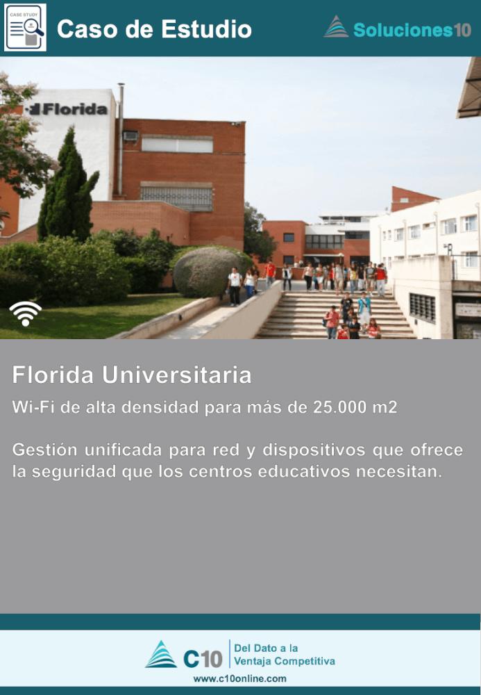 Caso de Estudio: Wi-Fi de alta densidad para más de 25.000 m2