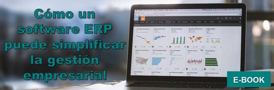 [E-book] Cómo un Software ERP puede simplificar la gestión empresarial