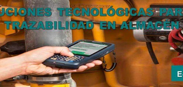 [Ebook] Soluciones tecnológicas para la trazabilidad en almacén