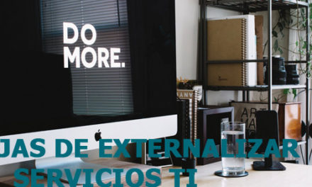 [Ebook] Ventajas de externalizar servicios TI