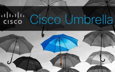 Cisco Umbrella aporta la máxima seguridad perimetral a la organización