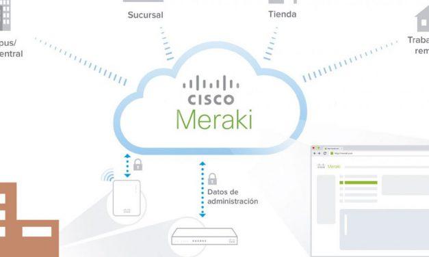Cisco Meraki en el Sector del Retail