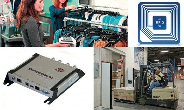Funcionamiento de la tecnología RFID en el Sector Textil