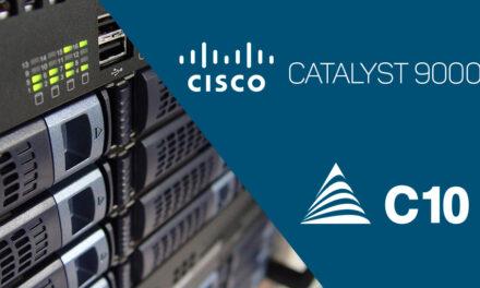 Catalyst 9000, el futuro de las redes ya está aquí
